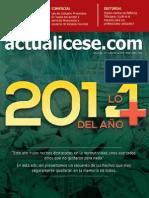 Revista Actualicese No39 Dic 2014