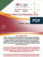 Ayudas 5 - Practica Procesal Civil