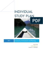 individual study plan june 2015
