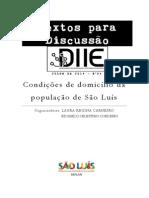 Uso de indicadores sociais georreferenciados na Gestão Municipal de São Luís- MA