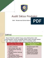 9 Audit Siklus Produksi 20150406