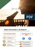 Roles en SSF y BCM en SAP