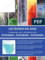 Los Tesoros Del Agua-Libro de Actividades