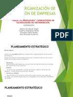 Organización de Dirección de Empresas