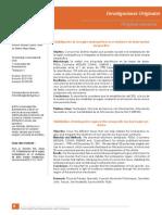 Estabilización de La Región Lumbopelvica en El Sindrome de Dolor Lumbar Inespecífico
