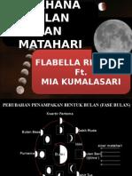 Gerhana Bulan Dan Matahari