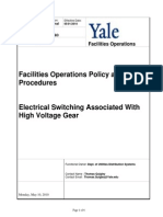Electrical Switching
