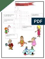 Family Crossword
