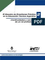 El MEP en La Educ Tec Argentina