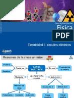 Clase 2 Electricidad II Circuitos Eléctricos 2014