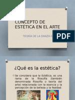 Concepto de Estética en El Arte.