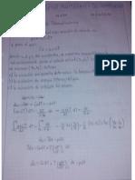 Ejercicio de Termodinámica (Andrés Reinel)