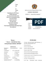 Buku Program Hari Guru 2015 _ a.umavathy