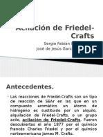 Acilación de Friedel-Crafts