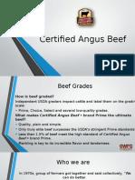 Certified Angus Beef | Golden West Food Group