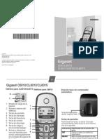 Manual Gigaset A160