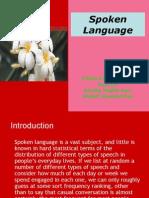 Spoken Language Group(DA)