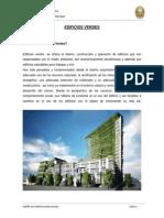 Proyecto Diseño Edificio Verde