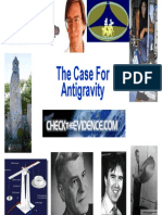 The Case for AntiGravity-booklet
