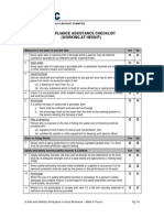 Checklist Ffh