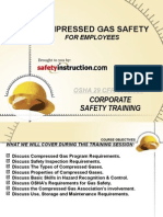 Compressed Gas Safety Commercial Grade
