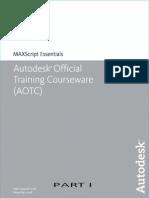 Aotc Autodesk 3ds Max 9 Maxscript Essential.unlocked