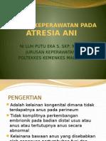 Askep Atresia Ani
