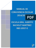2015.46h. Manual de Convivencia Escolar.2014..2015.Escuela General Alberto Bachelet Martinez Rbd..10557..0