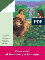 GodCreatedMan Spanish Web