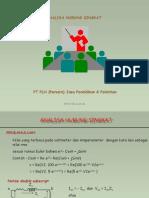 Analisa Hub Singkat