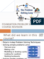 Course Revision