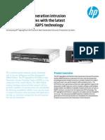 TippingPoint NX Datasheet