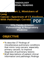 Radiology Journal Reading