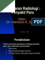 Materi Kuliah VI - Gambaran Radiologi-penyakit Paru