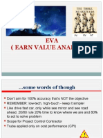 Earn Value Basic for Project Management