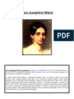 Clara Josephine Wieck