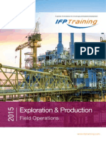 Ifp Training - e&p