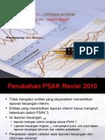 PSAK 3 Laporan Interim IAS 34 21082013
