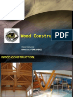 Building Construction Wood