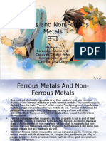 Ferrous and Non-Ferrous Metals1.