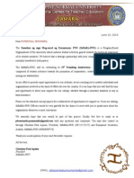 Letter for Sponsors Final