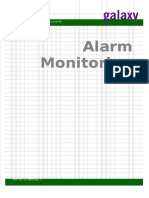 GalaXy Alarm Monitor