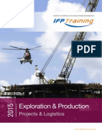 IFP TRAINING - E&P
