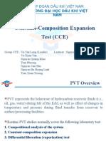 Introduce CCE Final
