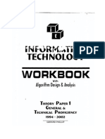 Programming Work Book