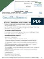 Memoire Online - Etude Analytique d'Un Financement Bancaire _Cirédit d'Investissment_ Cas CNEP_BANQUE - M A