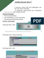 Konstruksi Baja 3sambungan Baut 131227213308 Phpapp02