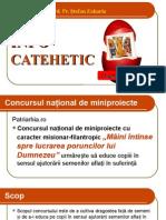 Biroul de Catehizare Aprilie 2015