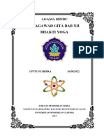 bhagavad-gita bab XII