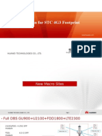 Wireless Solution for STC 4G3 Footprint 20141115